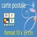 Cartes postales COULEURS