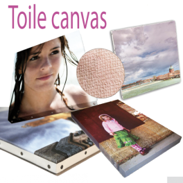 Toile canvas polyester 260 gr