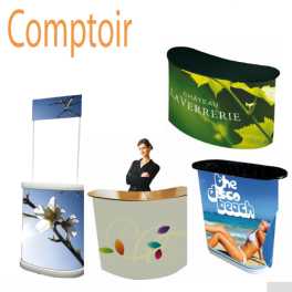stand/Comptoir